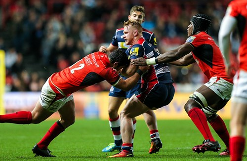 GALLERY: Bristol Rugby 0 - 39 Saracens