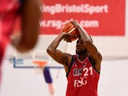 Gallery: Bristol Flyers 71-79 Surrey Scorchers