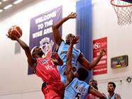 Highlights: Bristol Flyers 71-79 Surrey Scorchers