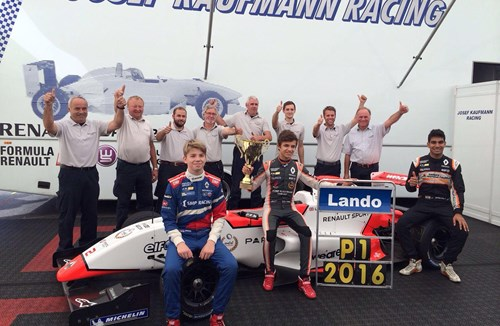 Lando Norris Takes Third Title Of The Season
