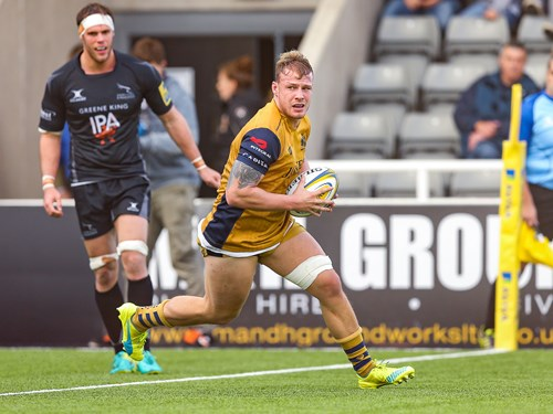 VIDEO: Eadie Says There Is More To Come From Bristol