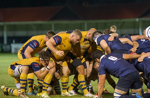 REPORT: Oxford University 7 - 35 Bristol United