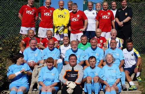 Walking Footballers Hail 'Memorable' French Trip