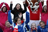 Bristol City Women Launch FA Sister Club Programme