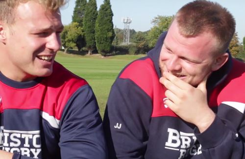 Video: A Tale Of Two Cities - Bristol City v Bristol Rugby