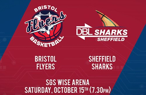 Preview: Bristol Flyers v Sheffield Sharks