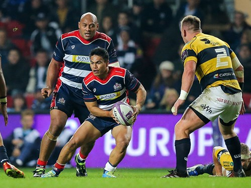 REPORT: Bristol Rugby 20 - 33 Cardiff Blues