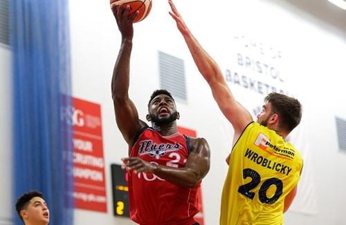 Report: Bristol Flyers 57-59 Sheffield Sharks