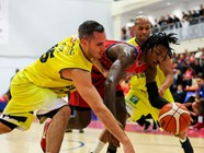 Gallery: Bristol Flyers 57-59 Sheffield Sharks