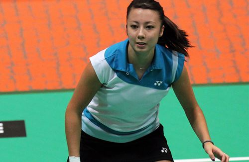 Bristol Jets sign British Mixed Doubles Star Westwood