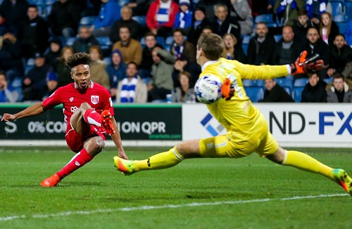 Report: QPR 1-0 Bristol City