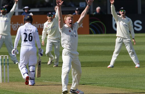 Liam Norwell Extends Gloucestershire Contract