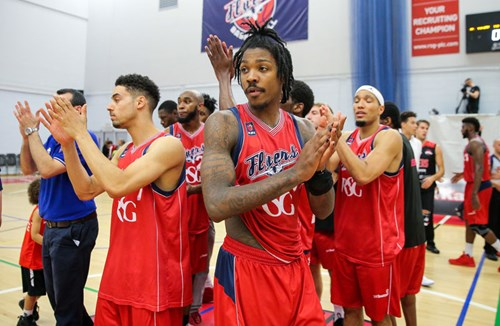 Gallery: Bristol Flyers 70-80 Leicester Riders