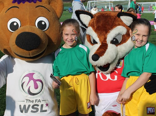 Girls' Football Festival Hailed As 'Massive Success'