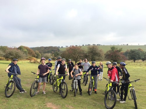 Trust Students Complete Phase One Of NCS Qualification