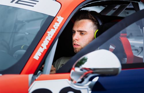 Zamparelli Finishes Fifth In Race One At Spa
