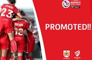 Bristol City Women Earn Promotion With Everton Win