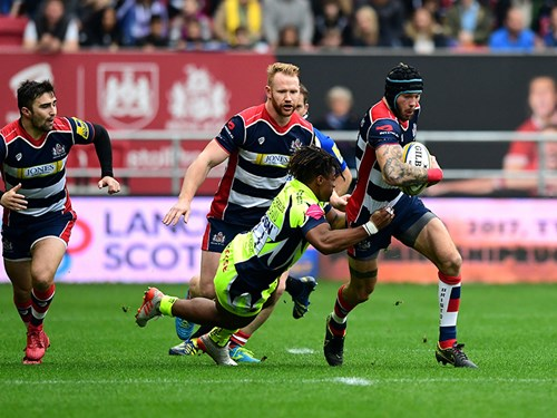 GALLERY: Bristol Rugby 13-31 Sale Sharks