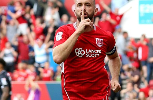 Two Up Front For Johnson At Barnsley