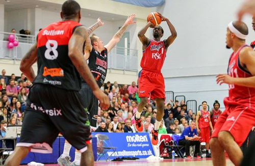 Bristol Flyers Top 5 Plays Of The Month - October 2016