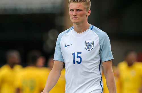 Moore Named In England Under-20 Squad