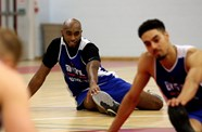 Video: Boggs Looks Ahead To Leicester Riders Test