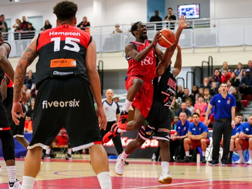 Report: Bristol Flyers 60-85 Leicester Riders