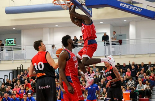 Highlights: Bristol Flyers 60-85 Leicester Riders