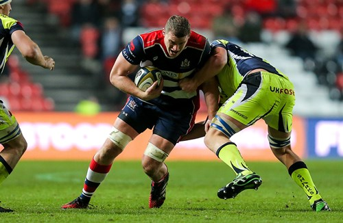 GALLERY: Bristol Rugby 26-11 Sale Sharks