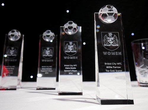 Gallery: City Women Celebrate Promotion With Awards Evening