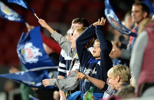 Matchday Parking On Sale For Home Fixtures