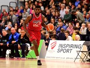 Gallery: Bristol Flyers 67-73 Surrey Scorchers