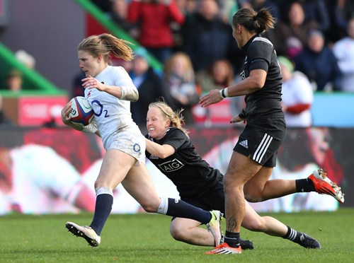 England Women Overturned By New Zealand Black Ferns