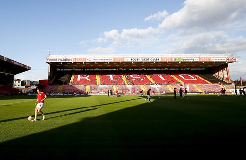 Ashton Gate Named Best Pitch In League One