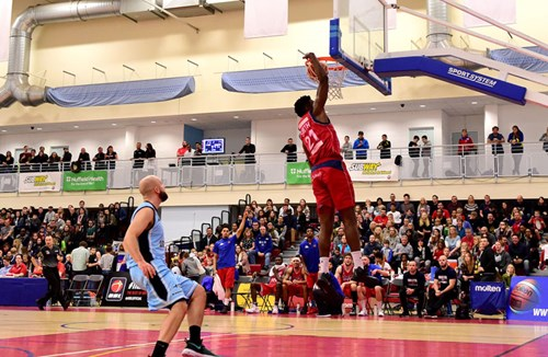 Highlights: Bristol Flyers 67-73 Surrey Scorchers