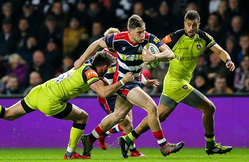 GALLERY: Bristol Rugby 16 - 21 Leicester Tigers