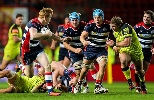 VIDEO: Bristol Rugby 16-21 Leicester Tigers