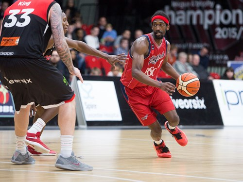 Highlights: Leicester Riders 79-65 Bristol Flyers