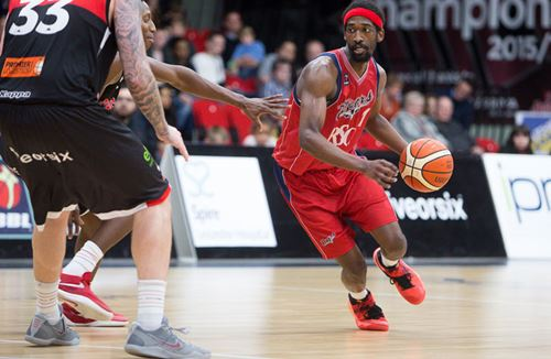 Bristol Flyers Top 5 Plays Of The Month - November 2016