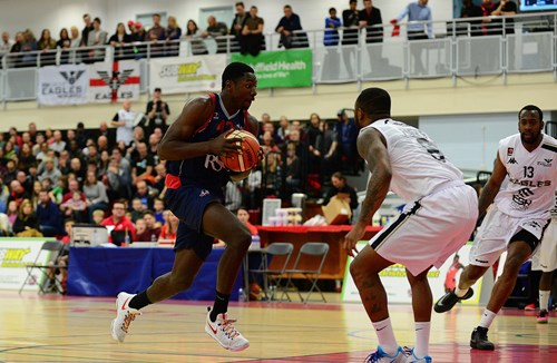 Report: Bristol Flyers 67-102 Newcastle Eagles