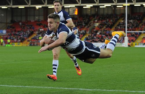 Bristol Rugby Launch Supporter Bus Route