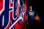 Video: Aaron Cosby's First Interview With Bristol Flyers