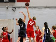 Report: Flyers Women 64-51 Lancashire Spinners