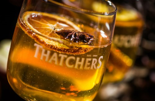 Thatchers Hamper Up For Grabs