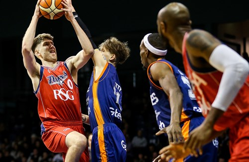 Report: Worcester Wolves 88-56 Bristol Flyers