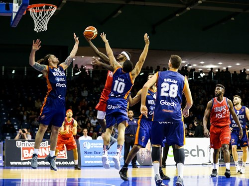 Highlights: Worcester Wolves 88-56 Bristol Flyers