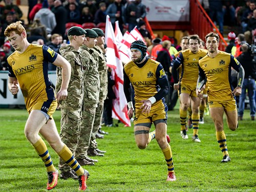 REPORT: Gloucester Rugby 26-18 Bristol Rugby