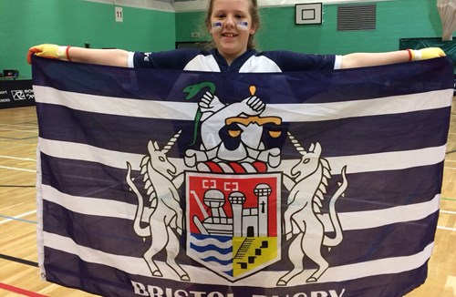 GALLERY: Bristol Impress At National Wheelchair Rugby Tournament