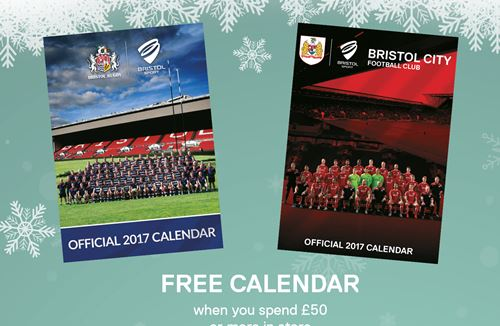 Free Calendar Offer In Store Now!