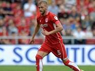 Ekstrand Departs Ashton Gate